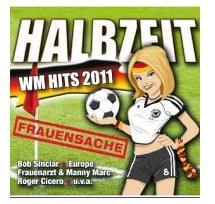 WM 2011 auf CD